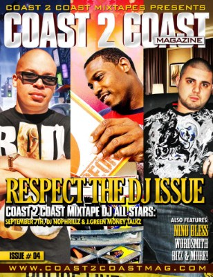 Coast 2 Coast Magazine - Issue 4