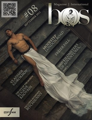 bOS mag. International #08, September 2015