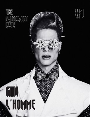 GUN L'HOMME PLUS - ISSUE 1- COVER A
