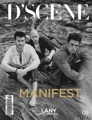 D'SCENE MAGAZINE ISSUE 09 - LANY