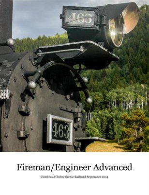 Engineer-Fireman Advanced Class September 2014