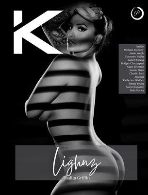 Kansha Magazine Chapter 59 Featuring Thalita Griffin