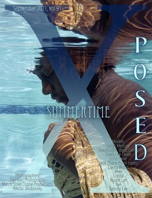 X Posed Vol 91 - Summertime