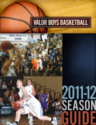 2011-2012 Boys Basketball Season Guide