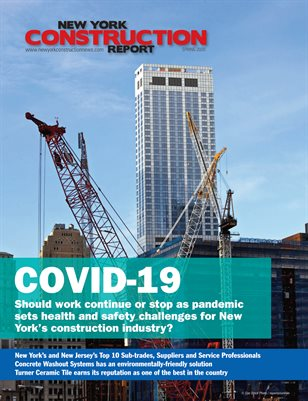 New York Construction Report (Spring 2000)
