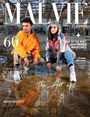 MALVIE Mag The ART of Creation Vol. 11 JULY 2020