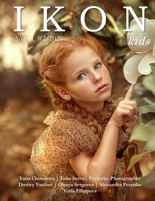 IKON Magazine (August #2/2020)