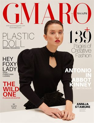 GMARO Magazine November 2019 Issue #23