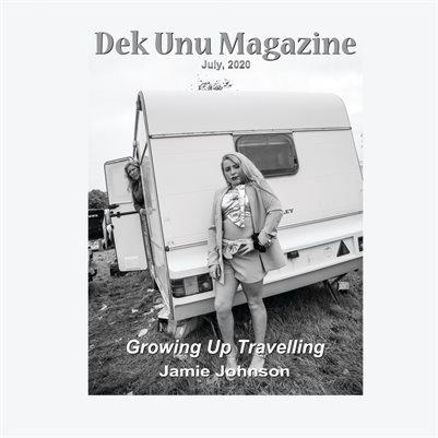 Dek Unu Magazine - Jamie Johnson