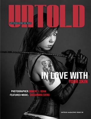 Untold Magazine   Pro Edition Vol.2