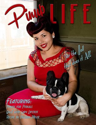 Pinup Life Magazine April