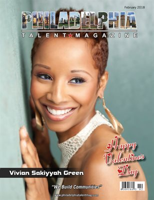 Philadelphia Talent Magazine February 2018 Edition