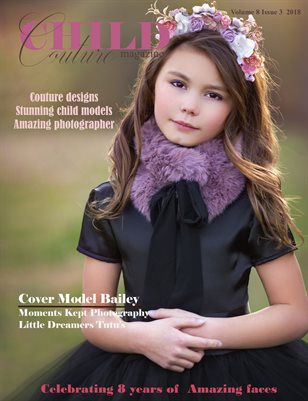 Child Couture magazine Volume 8 Issue 3 2018