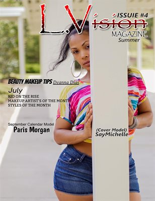 L.Vision Issue #4 Summer