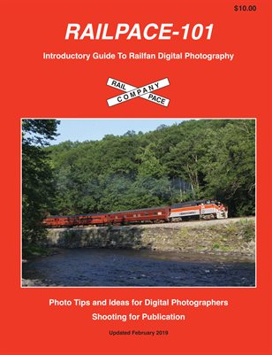 RAILPACE-101 Guide to Digital Photography