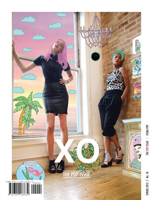 XO No. 18 | The POP Issue: Icona Pop