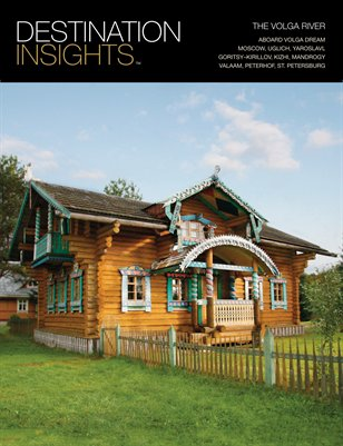 Russia, The Volga River—Destination Insights