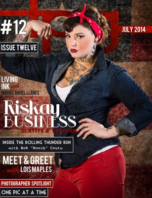 Issue 12 - July 2014
