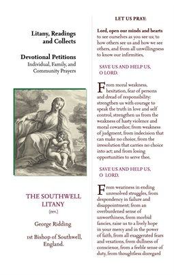 Southwell Litany and the Carolina Collects