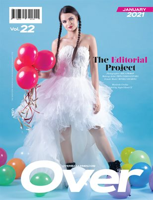 JANUARY 2021 Issue (Vol – 22) | OVER Magazines