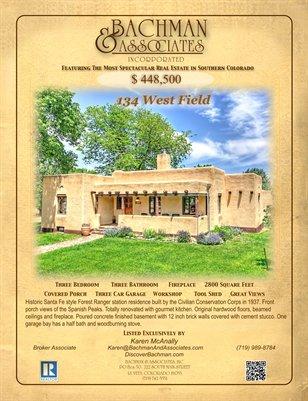 134 West Field