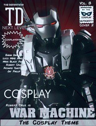 TDM Cosplay Vol.8  Robert Cruz Cover2