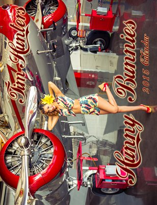 Tim Hunter's Hunny Bunnies 2015 Pinup Calendar