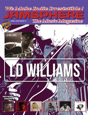 Jamsphere Indie Music Magazine April 2020
