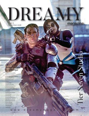 DREAMY Magazine | Issue 5