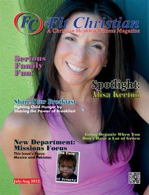 The Fit Christian Magazine Jul/Aug 2012