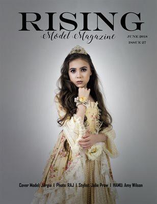 Rising Model Magazine Issue #27
