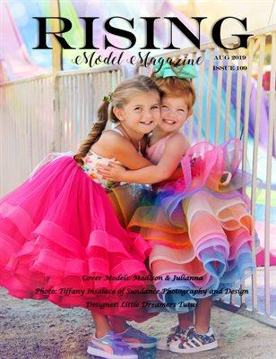 Rising Model Magazine Issue #109