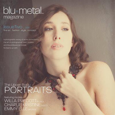 Blu-Metal Magazine - Issue Two
