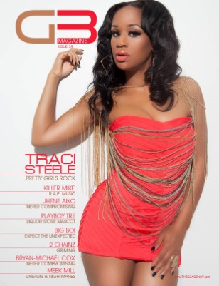 G3 Magazine Issue 39 (Cover 1)