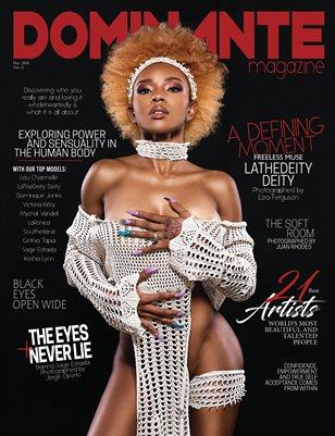 DOMINANTE Mag NUDE & Boudoir Vol. 31Dec 2020