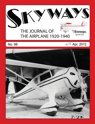 Skyways #98 - April 2012