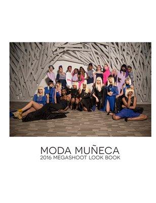 Moda Muñeca Look Book 2016