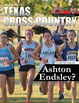 Alex Aldaco's Texas Cross Country