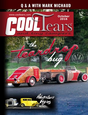 Cool Tears and Tiny Campers Magazine - October 2016