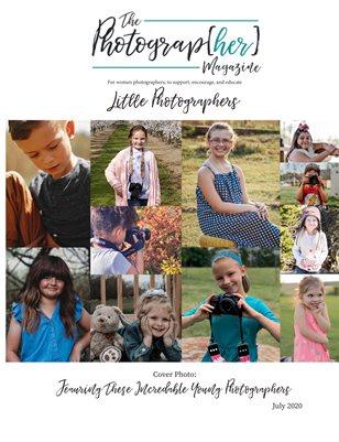 Little Photographers July 2020