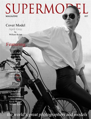 Supermodel Magazine Issue 037