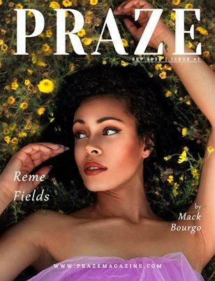 PRAZE Magazine | Sep 2020 - Issue #1