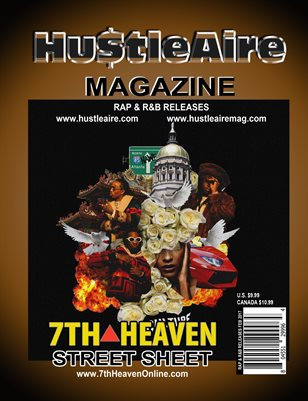 Hustleaire Magazine-7th Heaven Street Sheet February 2017 Edition