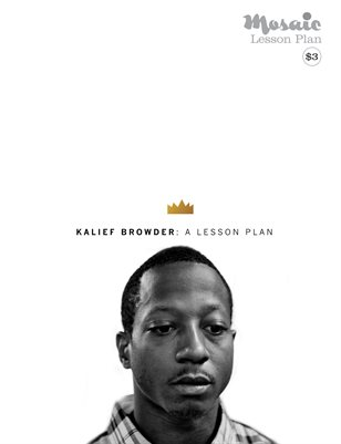 Kalief Browder Lesson Plan