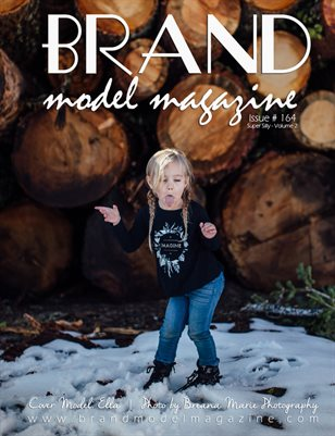 Brand Model Magazine  Issue # 164, Super Silly - Vol. 2