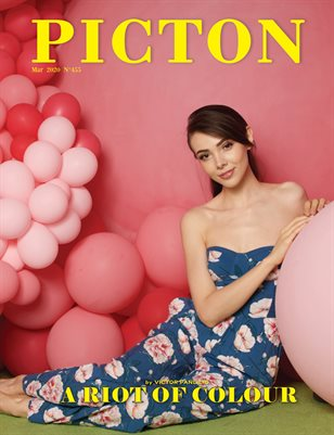Picton Magazine MARCH  2020 N455 Cover 1