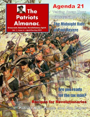 Spring/Tax Day Issue 2012