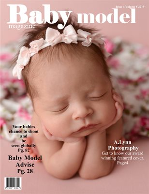 Baby Model magazine Issue 4 Volume 5 2019