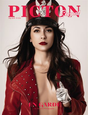 Picton Magazine SEPTEMBER 2019 Sensual N253 Cover 3