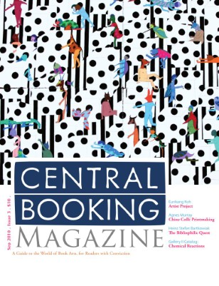 CENTRAL BOOKING Magazine September 2010